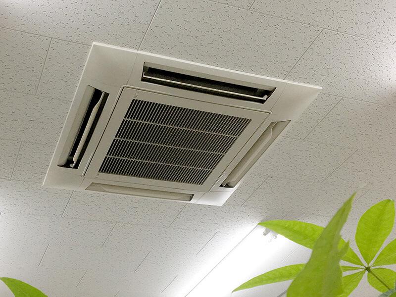 エアコン設置イメージ
