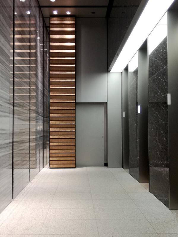 ビル エレベーターホールイメージ